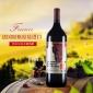 法国红酒进口利布尔纳木桐男爵 干红葡萄酒美乐葡萄批发过年送礼